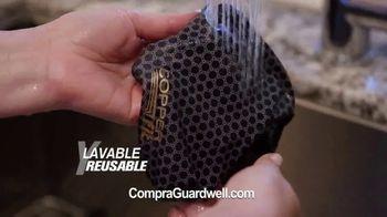 Copper Fit Guardwell Face Protector TV Spot, 'Nueva normalidad' [Spanish] - Thumbnail 5