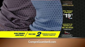 Copper Fit Guardwell Face Protector TV Spot, 'Nueva normalidad' [Spanish] - Thumbnail 7