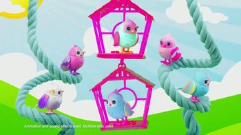 Little Live Pets Lil' Bird TV Spot, 'Love Them All'