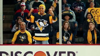 Discover Card TV Spot, 'Hockey Fans: Yes' - 144 commercial airings