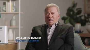 SoClean 2 TV Spot, 'Keep the Immune System Strong: $70 Off' Featuring William Shatner