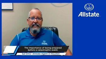 Allstate TV Spot, 'Hurricane Harvey: Be Prepared' - Thumbnail 1
