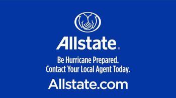 Allstate TV Spot, 'Hurricane Harvey: Be Prepared' - Thumbnail 8