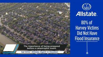 Allstate TV Spot, 'Hurricane Harvey: Be Prepared' - Thumbnail 2