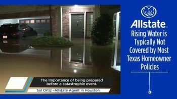 Allstate TV Spot, 'Hurricane Harvey: Be Prepared' - Thumbnail 3