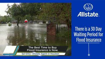 Allstate TV Spot, 'Hurricane Harvey: Be Prepared' - Thumbnail 4
