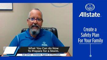 Allstate TV Spot, 'Hurricane Harvey: Be Prepared' - Thumbnail 5