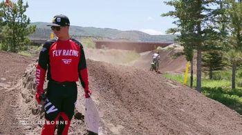 FLY Racing TV Spot, 'Stick to Racing' Featuring Justin Brayton, Blake Baggett, Zach Osborne - Thumbnail 10