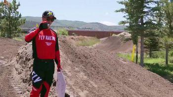 FLY Racing TV Spot, 'Stick to Racing' Featuring Justin Brayton, Blake Baggett, Zach Osborne - Thumbnail 9