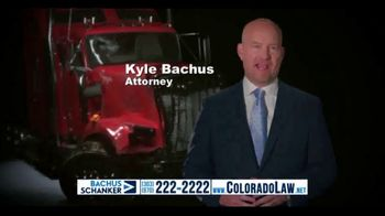 Law Offices of Bachus & Schanker TV Spot, 'Results Matter: Accidents' - Thumbnail 2