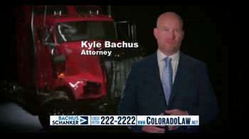 Law Offices of Bachus & Schanker TV Spot, 'Results Matter: Accidents' - Thumbnail 3