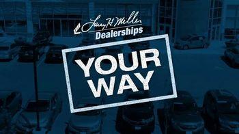 Larry H. Miller Dealerships Buy Your Way Days Sales Event TV Spot, 'Huge Selection'