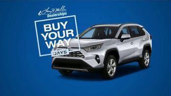 Larry H. Miller Dealerships Buy Your Way Days Sales Event TV Spot, 'Huge Selection' - Thumbnail 1