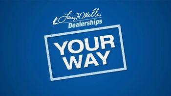 Larry H. Miller Dealerships Buy Your Way Days Sales Event TV Spot, 'Huge Selection' - Thumbnail 4