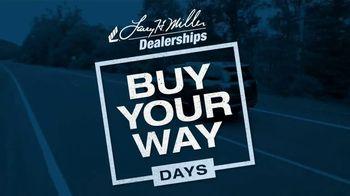 Larry H. Miller Dealerships Buy Your Way Days Sales Event TV Spot, 'Huge Selection' - Thumbnail 7