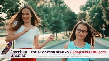 CBD American Shaman Back to School Buy One Get One Sale TV Spot, 'Live Free' - Thumbnail 6