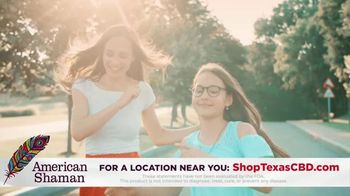 CBD American Shaman Back to School Buy One Get One Sale TV Spot, 'Live Free' - Thumbnail 7