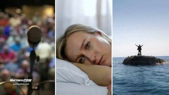 Mattress Firm Labor Day Sale TV Spot, 'Most Common Fears' - Thumbnail 4