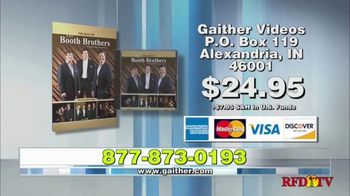 Gaither Music Group TV Spot, 'The Booth Brothers' - Thumbnail 7