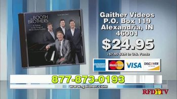 Gaither Music Group TV Spot, 'The Booth Brothers' - Thumbnail 8