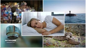 Mattress Firm Labor Day Sale TV Spot, 'Most Common Fears: Save 50%' - Thumbnail 3
