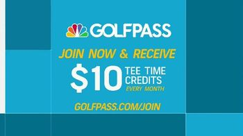 GolfPass TV Spot, 'Breaking Bad Habits: Full Swing' - Thumbnail 7