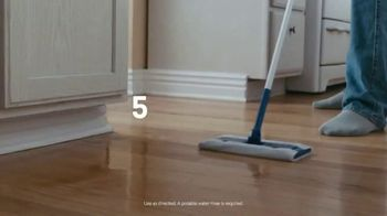 Clorox Disinfecting Wet Mopping Cloths TV Spot, 'Five-Second Rule Ready: Scentiva' Song by Donnie Daydream - Thumbnail 6