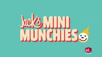 Jack in the Box Mini Munchies TV Spot, 'Palitos de mozzarella' canción de Eric Carmen [Spanish] - Thumbnail 1