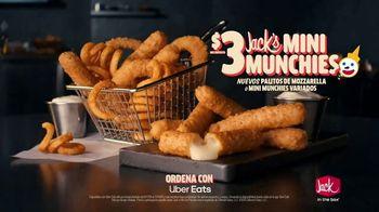 Jack in the Box Mini Munchies TV Spot, 'Palitos de mozzarella' canción de Eric Carmen [Spanish] - Thumbnail 8