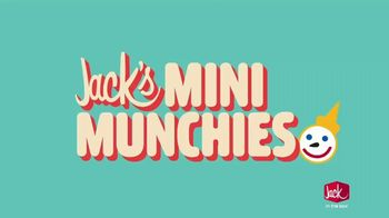 Jack in the Box Mini Munchies TV Spot, 'Mozzarella Sticks: Hungry Eyes' Song by Eric Carmen - Thumbnail 1