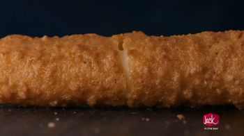 Jack in the Box Mini Munchies TV Spot, 'Mozzarella Sticks: Hungry Eyes' Song by Eric Carmen - Thumbnail 2