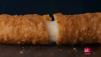 Jack in the Box Mini Munchies TV Spot, 'Mozzarella Sticks: Hungry Eyes' Song by Eric Carmen - Thumbnail 3