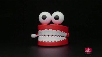 Jack in the Box Mini Munchies TV Spot, 'Mozzarella Sticks: Hungry Eyes' Song by Eric Carmen - Thumbnail 4