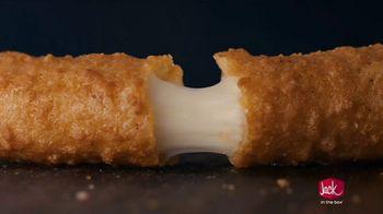 Jack in the Box Mini Munchies TV Spot, 'Mozzarella Sticks: Hungry Eyes' Song by Eric Carmen - Thumbnail 5