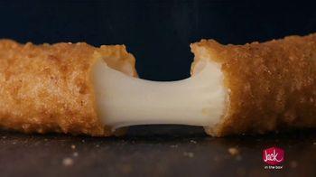 Jack in the Box Mini Munchies TV Spot, 'Mozzarella Sticks: Hungry Eyes' Song by Eric Carmen - Thumbnail 7