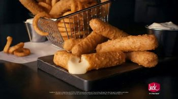 Jack in the Box Mini Munchies TV Spot, 'Curly Fries' Song by Eric Carmen - Thumbnail 9