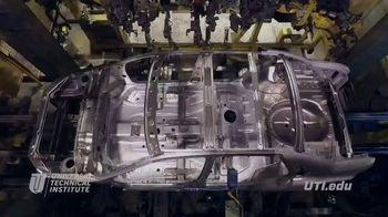 Universal Technical Institute TV Spot, 'Transportation Industry: Demand' - Thumbnail 1