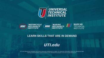 Universal Technical Institute TV Spot, 'Transportation Industry: Demand' - Thumbnail 8