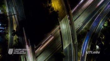 Universal Technical Institute TV Spot, 'Transportation Industry: Demand' - Thumbnail 4