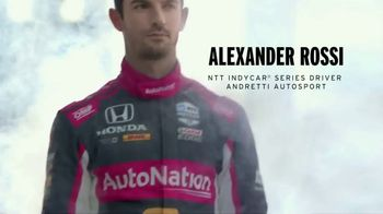 AutoNation Fast Start Sales Event TV Spot, 'Group Offer: 63 Months' Featuring Alexander Rossi - Thumbnail 1