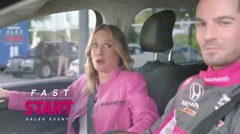 AutoNation Fast Start Sales Event TV Spot, 'Group Offer: 63 Months' Featuring Alexander Rossi - Thumbnail 5