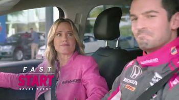 AutoNation Fast Start Sales Event TV Spot, 'Group Offer: 63 Months' Featuring Alexander Rossi - Thumbnail 6