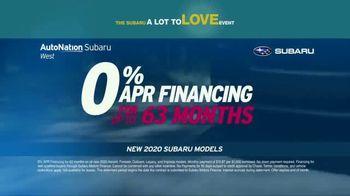 AutoNation Fast Start Sales Event TV Spot, 'Group Offer: 63 Months' Featuring Alexander Rossi - Thumbnail 7