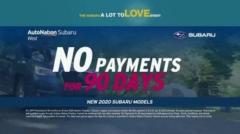 AutoNation Fast Start Sales Event TV Spot, 'Group Offer: 63 Months' Featuring Alexander Rossi - Thumbnail 8