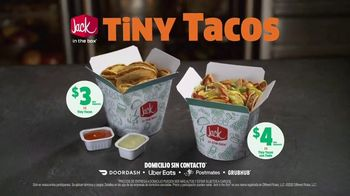 Jack in the Box Tiny Tacos TV Spot, 'Justo lo que querías' [Spanish] - Thumbnail 8