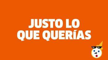 Jack in the Box Tiny Tacos TV Spot, 'Justo lo que querías' [Spanish] - Thumbnail 5