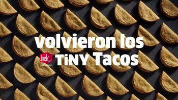 Jack in the Box Tiny Tacos TV Spot, 'Justo lo que querías' [Spanish] - Thumbnail 7