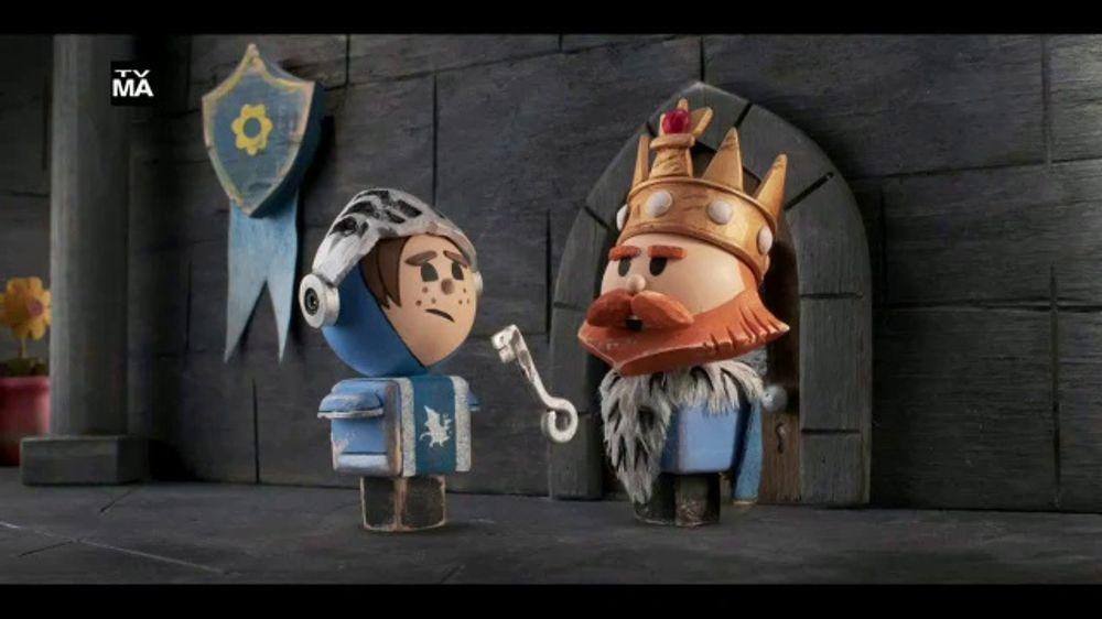 Hulu TV Commercial, 'Crossing Swords'