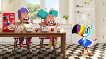 Froot Loops TV Spot, 'Froot Loops World'