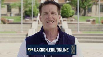 The University of Akron TV Spot, 'Fully Online Degree Programs' Ft. Matt Kaulig - Thumbnail 10